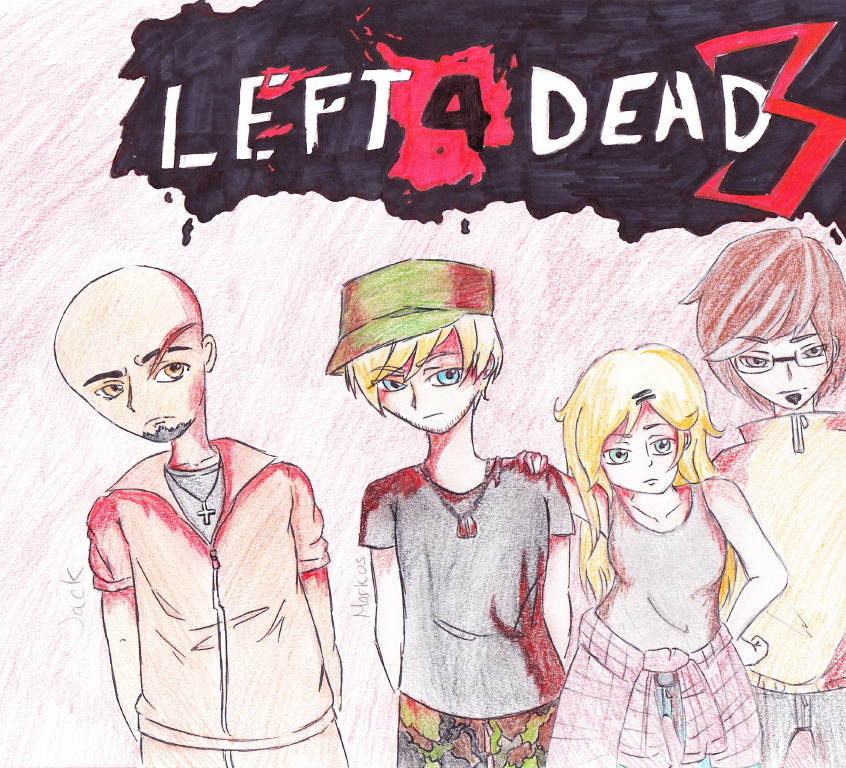 L4D3 Group 10-11-15 by XxEAltairRoxsAxX