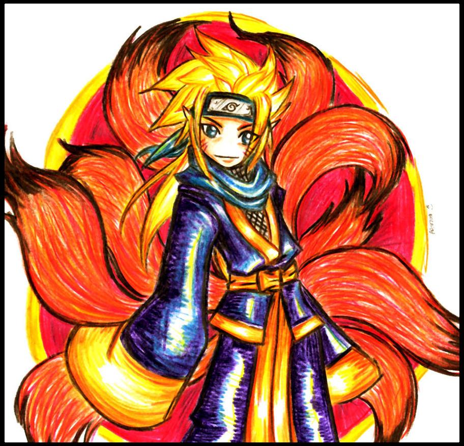 Naruto and fem kyuubi love fanfiction