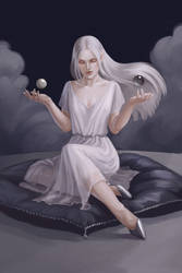 Moonstone Witch