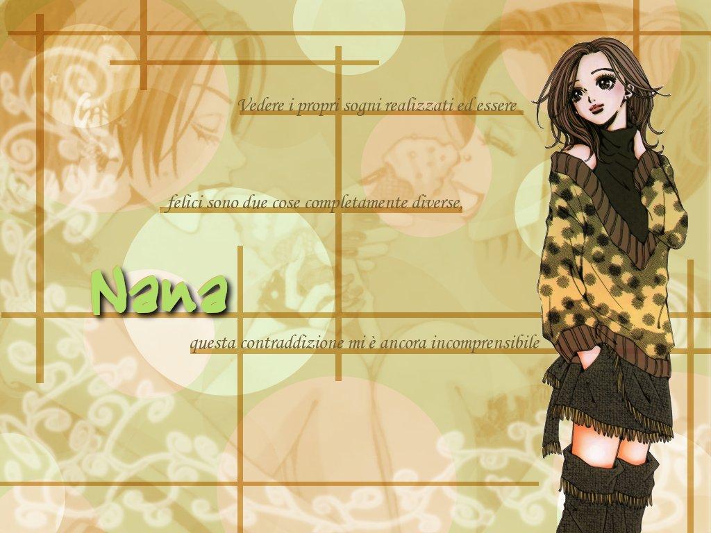 nana wallpaper by rafuschan on deviantart
