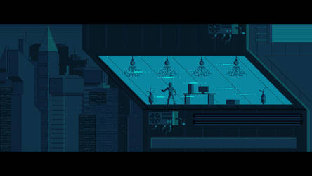 Cyberpunk N2 by kirokaze