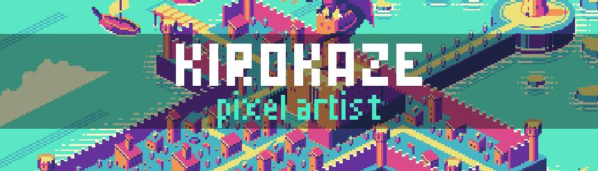 Kirokaze is creating Pixel art   Patreon
