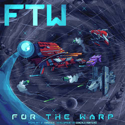 For The Warp - promo art