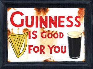 Rusting Guinness