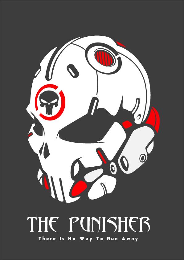 Punisher by nantaqoud