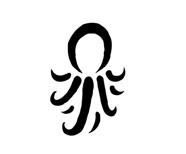 Octopus-Symbol by LockeandDemo on DeviantArt  Octopus Symbol
