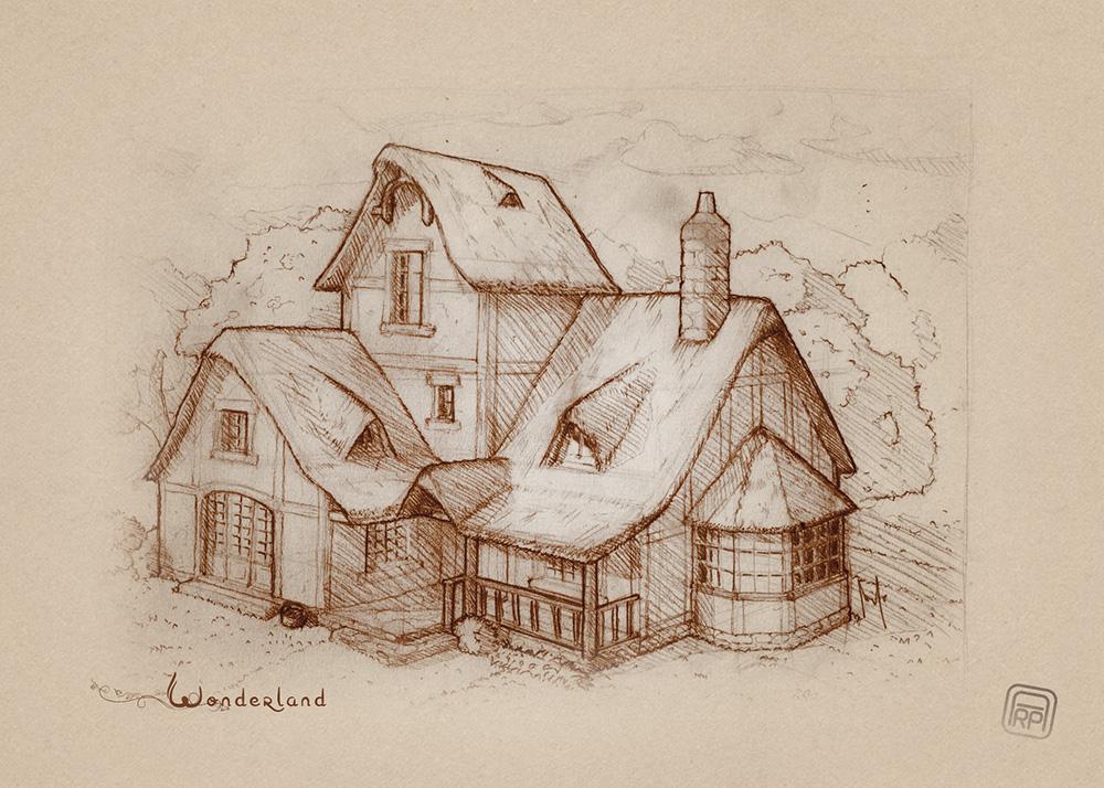 Wonderland by AmaurydeR