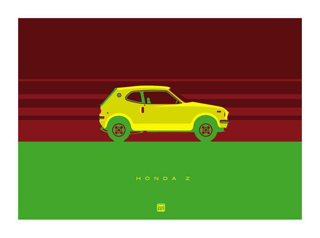 Honda Z by AmaurydeR