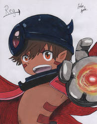 Reg - Made in Abyss