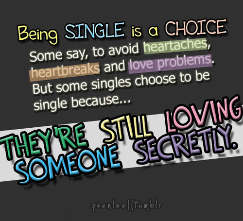 Funny Quotes About Being Single: Being Single Is A Choice By Phenlee On DeviantArt