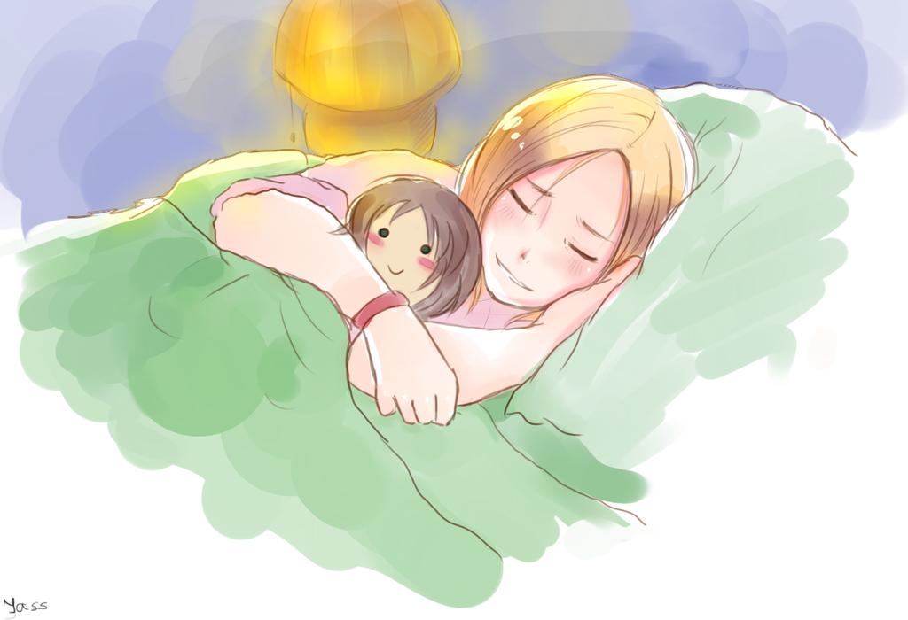 APH: Dobranoc by Jaskierka