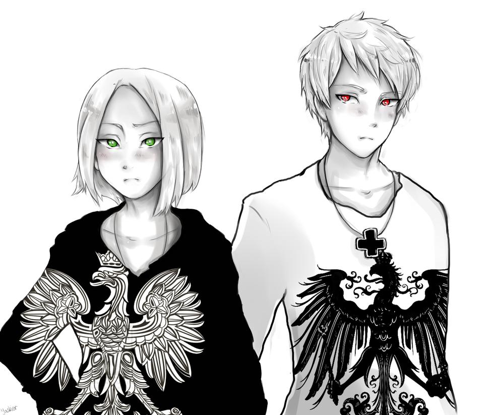 APH: Eagles by Jaskierka