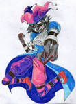 Kross arlequin-Fan Art #12