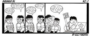 Baybayin Comic strip no.1