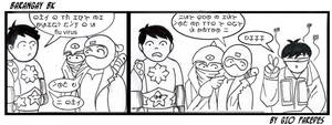 Baybayin Comic strip no.2