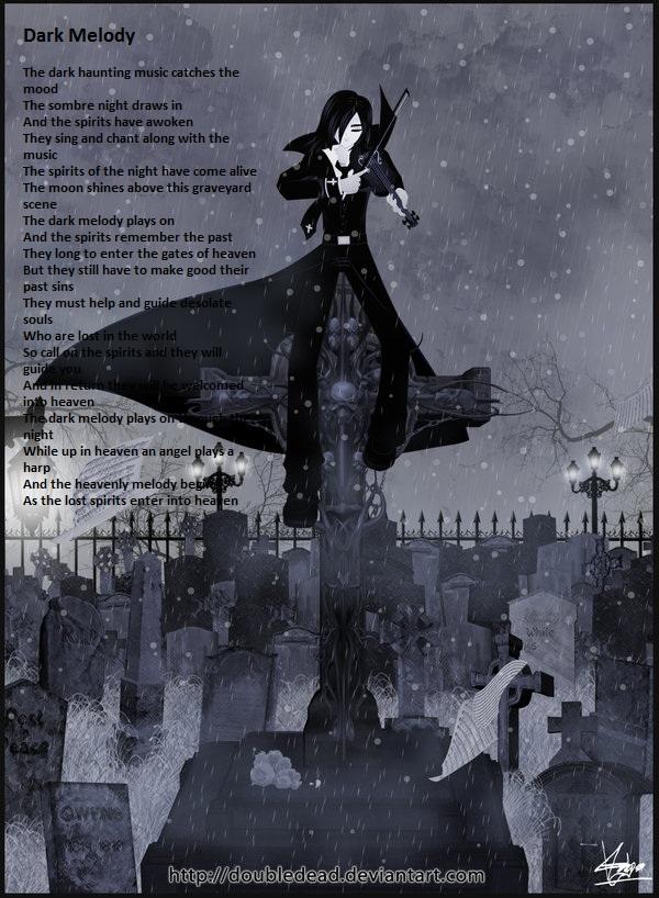 Dark Melody by demonrobber