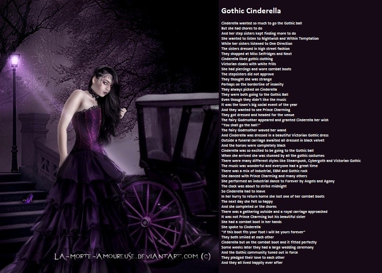 gothic love poems for her