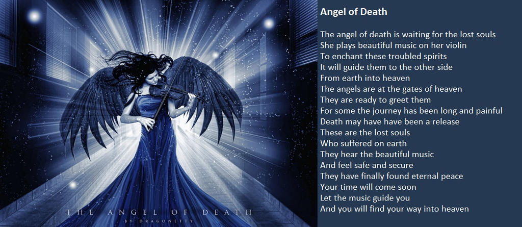 Angel of Death by demonrobber