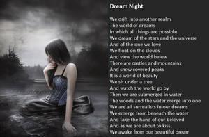 Dream Night by demonrobber