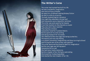 The Writer's Curse by demonrobber