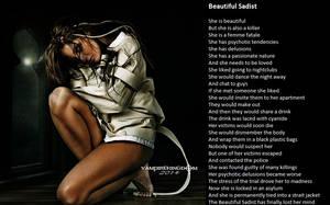 Beautiful Sadist by demonrobber