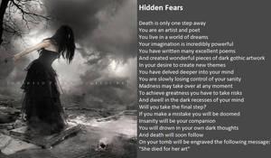 Hidden Fears by demonrobber