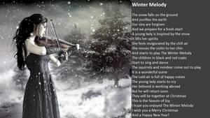 Winter Melody by demonrobber