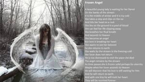 Frozen Angel by demonrobber