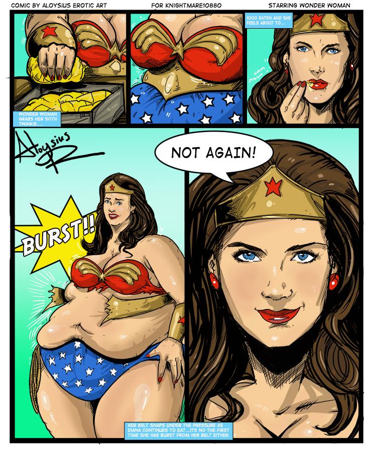 Толстые женщины комиксы 77557 фотография