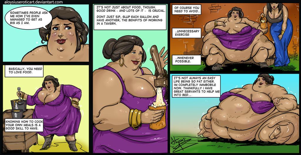 Alyssa Comic by AloysiusEroticArt