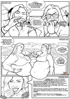 Damandyz Donuts Page 2 by AloysiusEroticArt