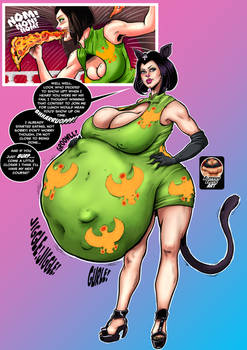 Miss Kitty Definitive Comic