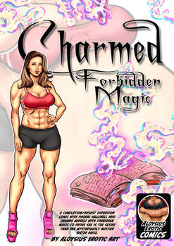 Charmed Comic Cover