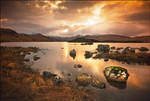Loch Nah-Achlaise by ketscha