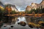Classic Views of Yosemite I by ketscha