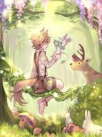 little forest by shouu-kun