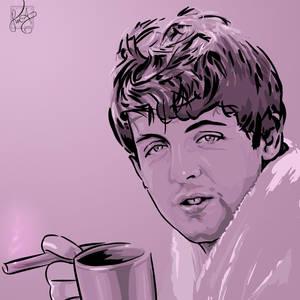 Beatles 1: Paul, Cup