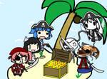 Pirates of the Kappabean