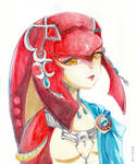 Breath of the Wild - Mipha