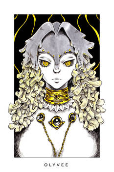 Twilight Princess - Rutela [Linktober Day 21]