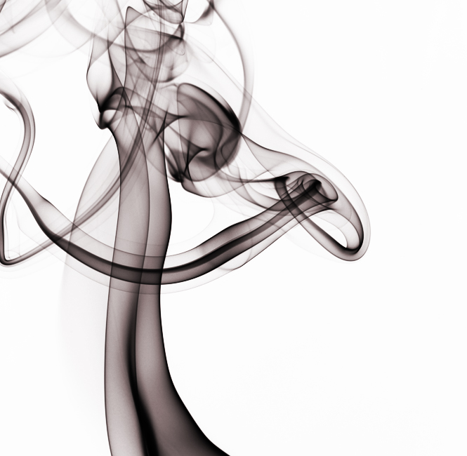 Canabis smoke by zbuchlak