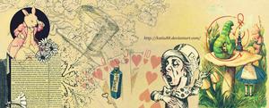 Timeline Alice in wonderland 2