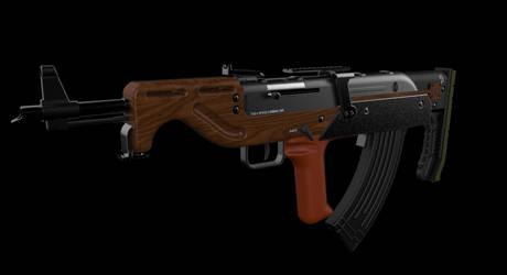 K33 (AK47 Bullpup)