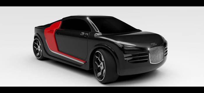 Sport-Muscle Car Concept
