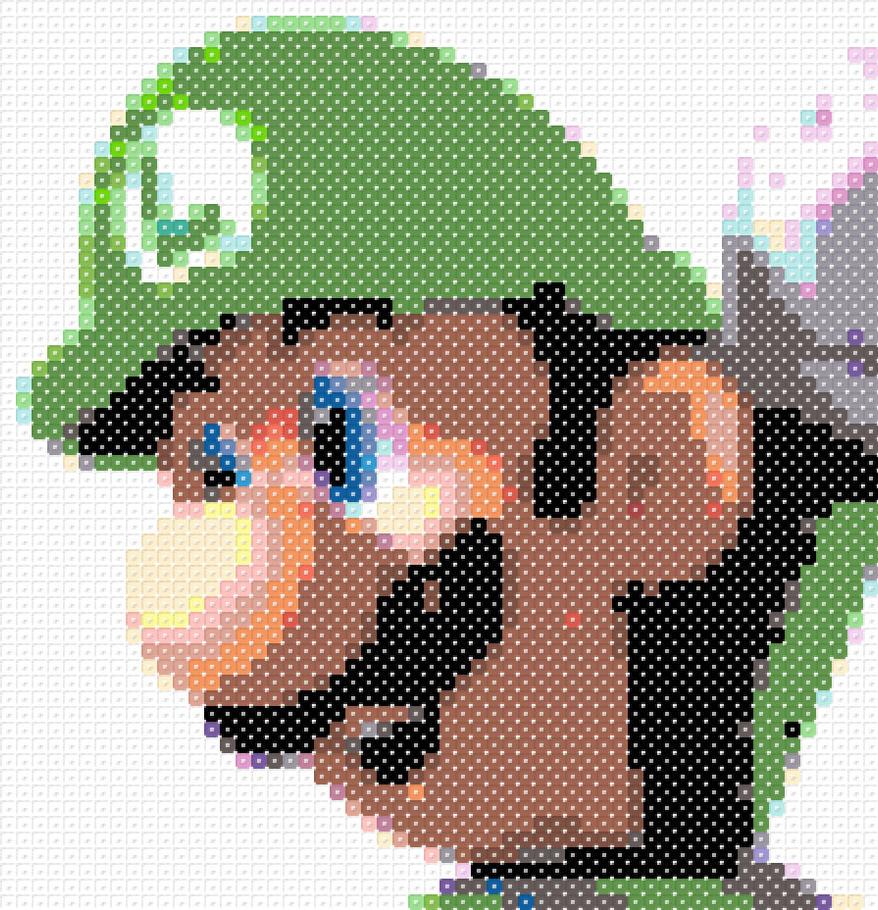 Luigi Challenge... by dylrocks95