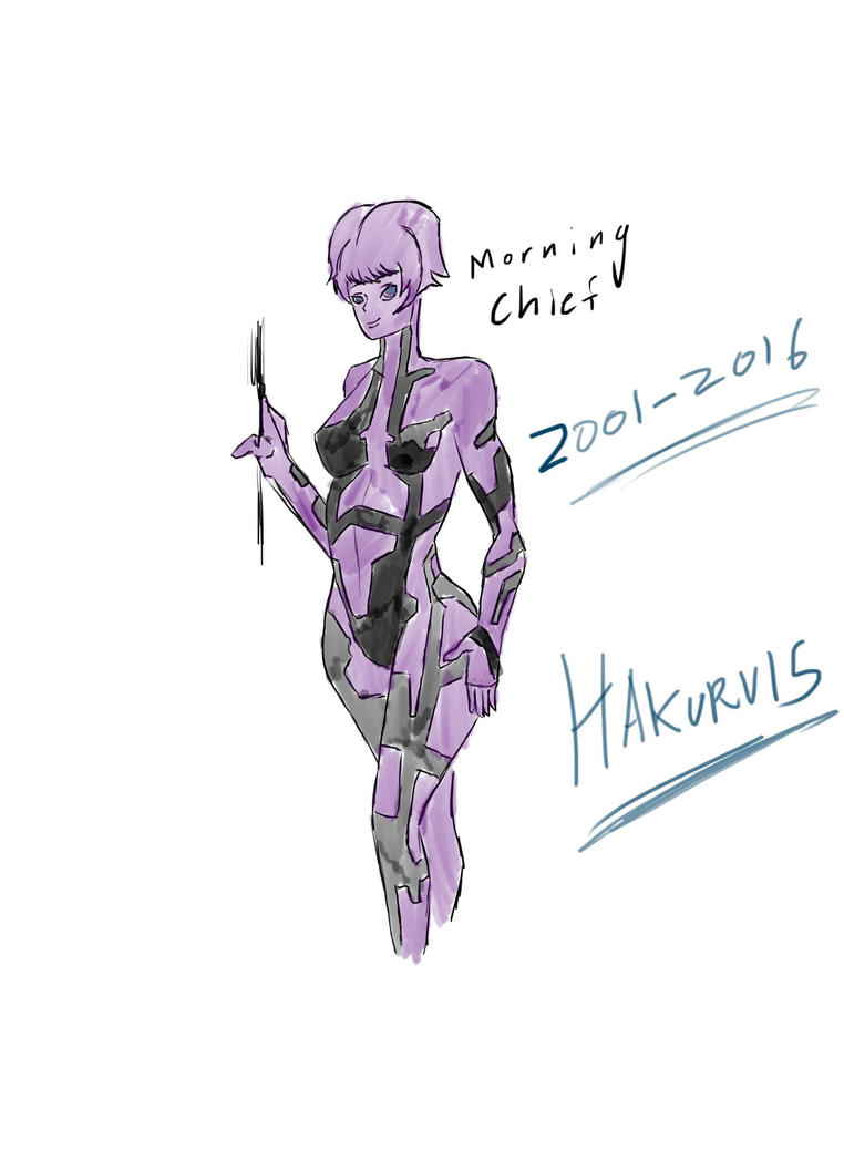 Cortana Purple by Hakuru15
