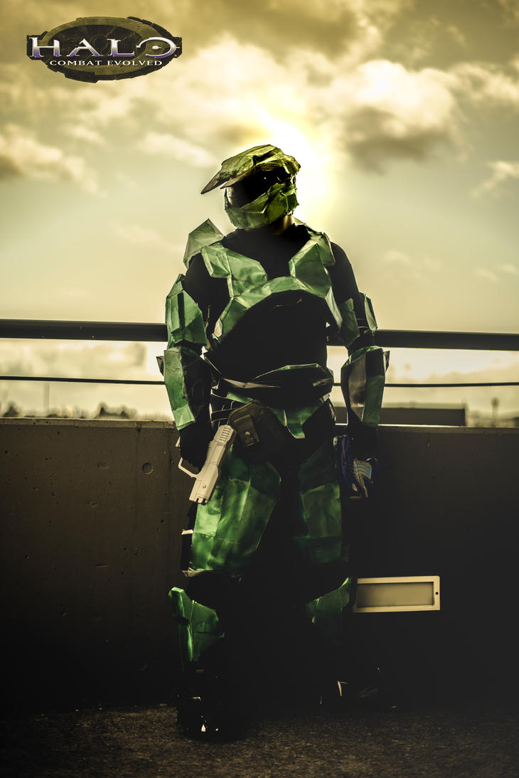 Masterchief Mark V 04 by Hakuru15
