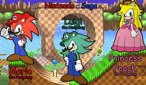 Nintendo x Sega
