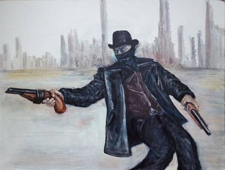 Man with Guns