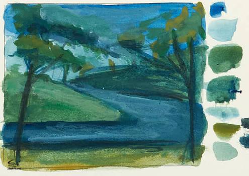 Last River Composition